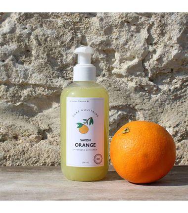 savon orange douce 250 ML