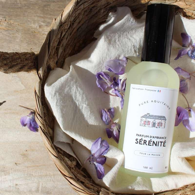parfum d'ambiance Sérénité