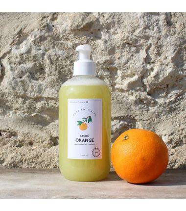 savon orange douce 500 ML