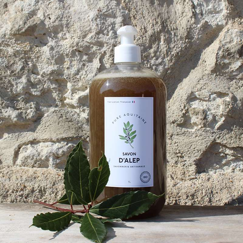 savon d'Alep 1L