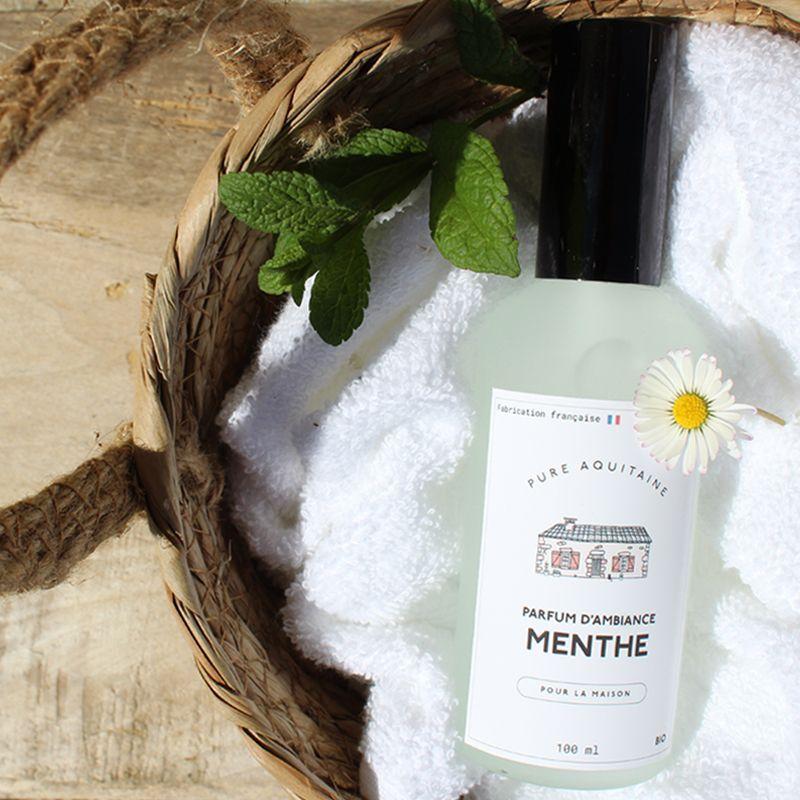 parfum d'ambiance Menthe